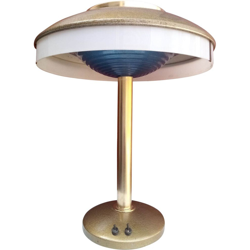 Vintage lamp by Ferdinand Solère