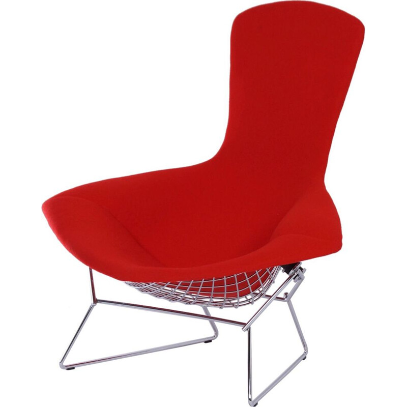 Bird vintage Lounge Chair by Harry Bertoia for Knoll, 1990s