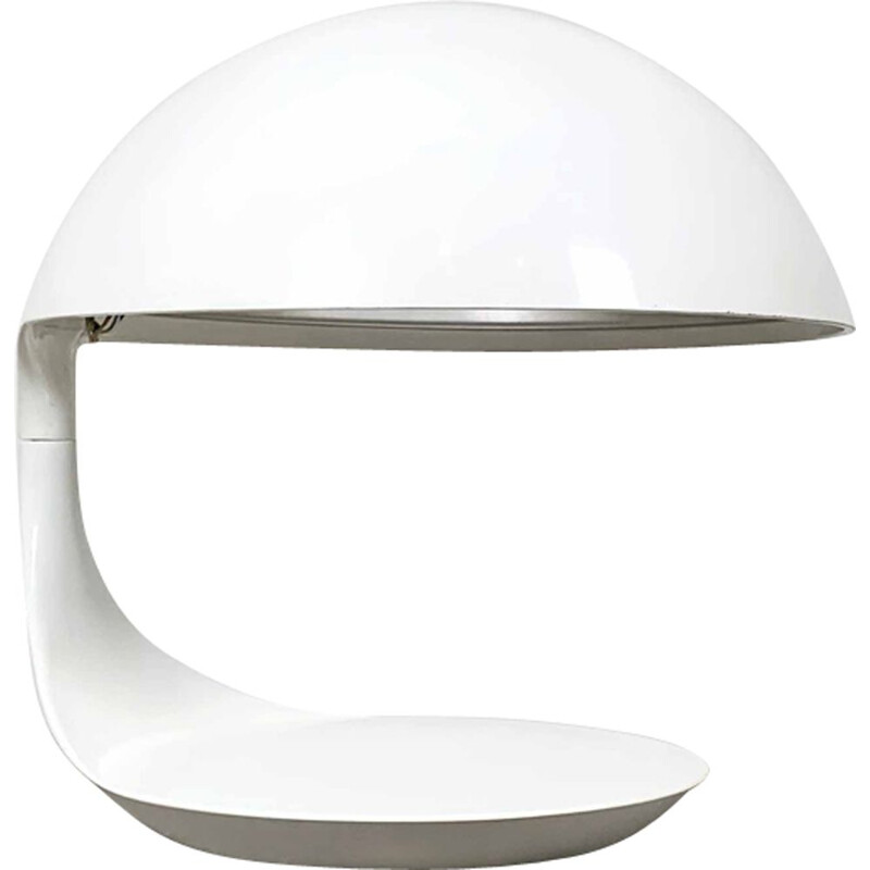 Cobra Table Lamp mid century by Elio Martinelli for Martinelli Luce, 1980s