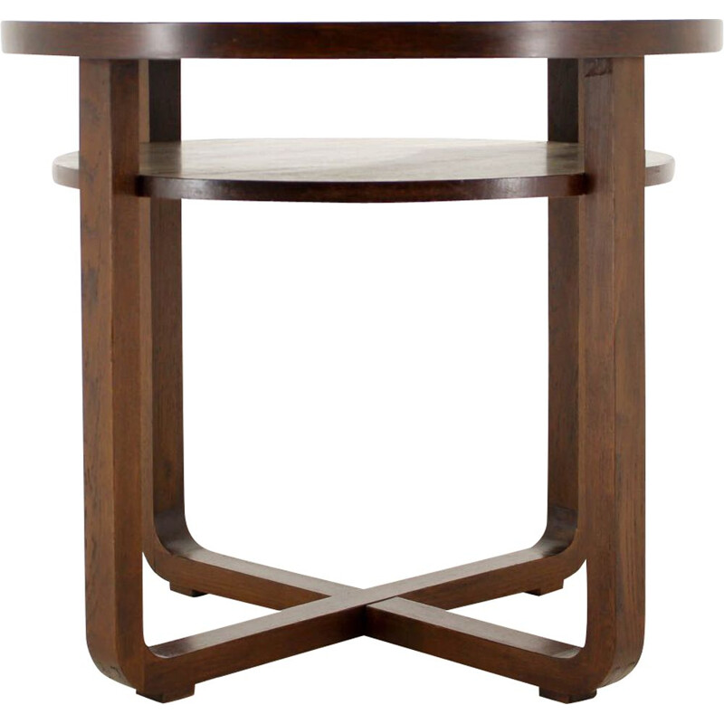 Coffe Table by Jindrich Halabala, mid century 1930s