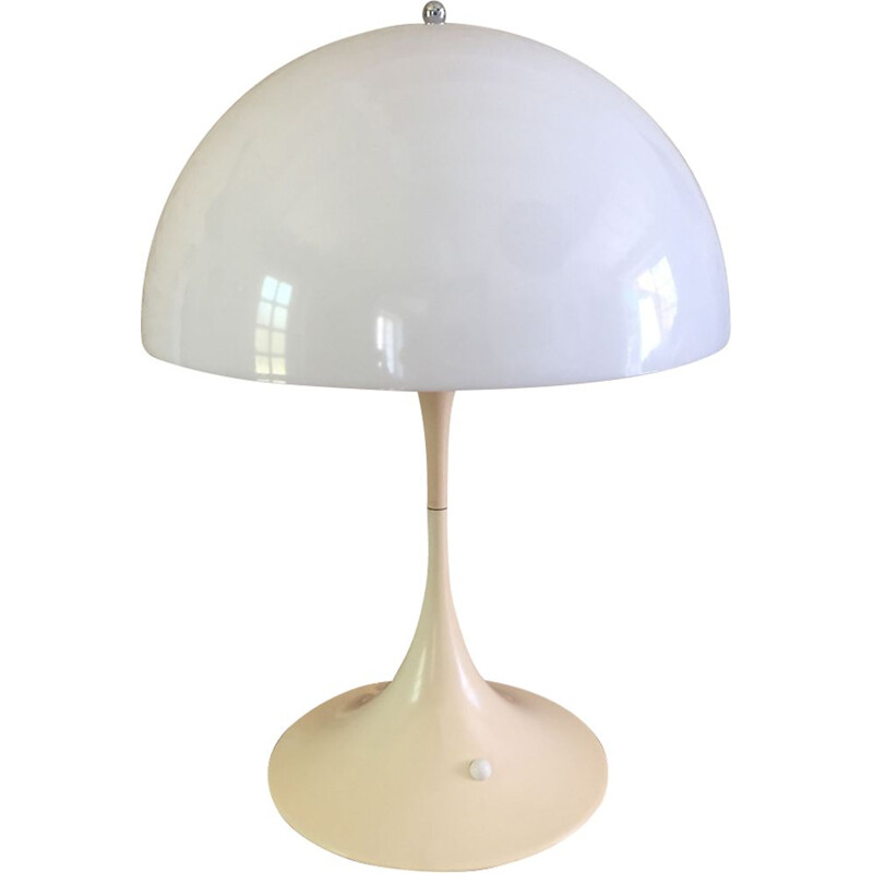 Vintage Panthella table lamp by Verner Panton