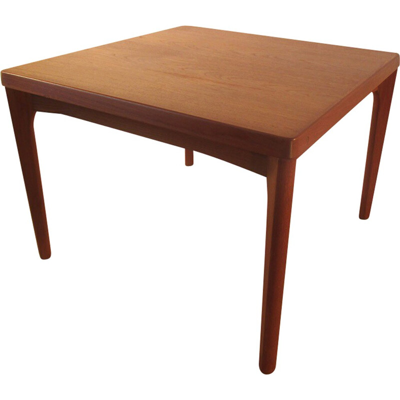 Scandinavian teak coffee table, Henning KJAERNULF - 1960s