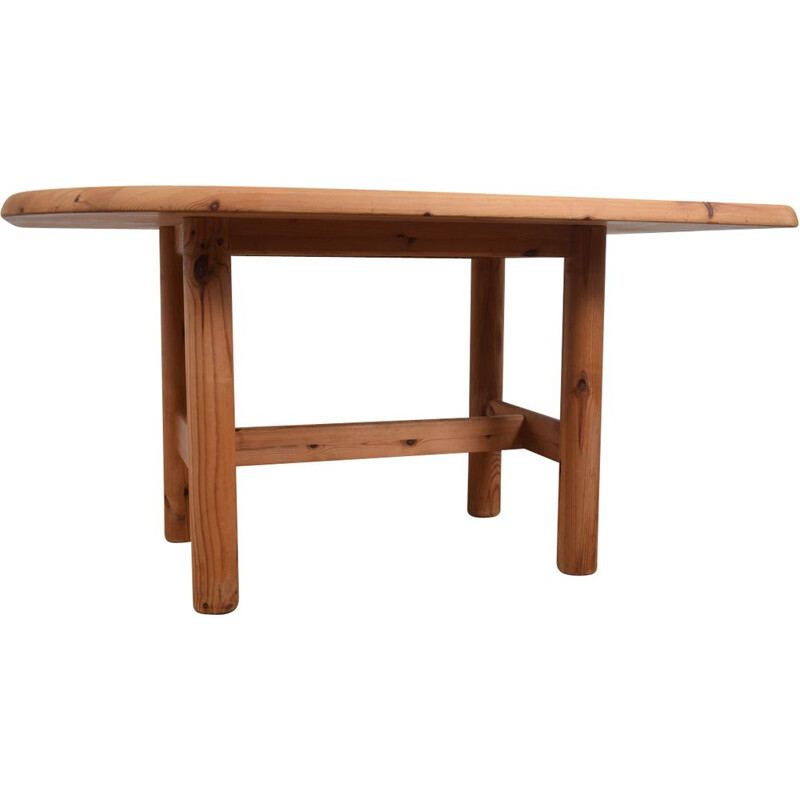 Vintage dining table by Rainer Daumiller