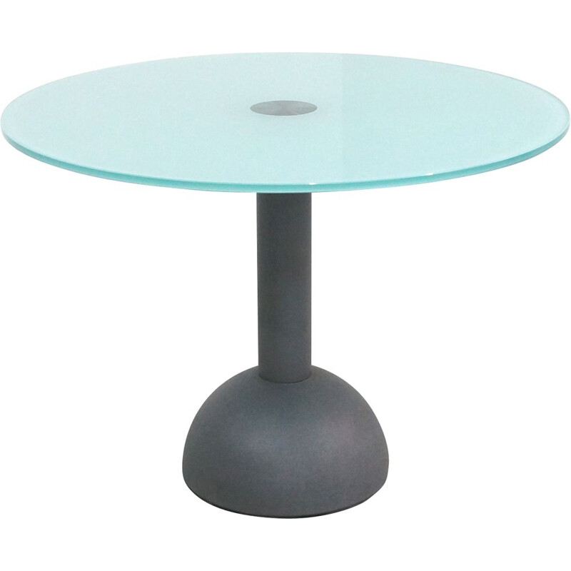Vintage Calice 100cm Dining Table Lella and Massimo Vignelli for Poltrona Frau 1979
