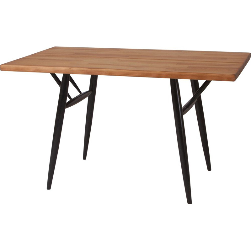 Vintage dining table Pirkka by Ilmari Tapiovaara