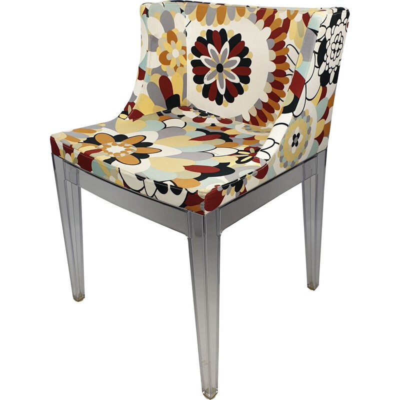 Vintage Armchair Mademoiselle Missoni by Philippe Starck for Kartell, 2000s