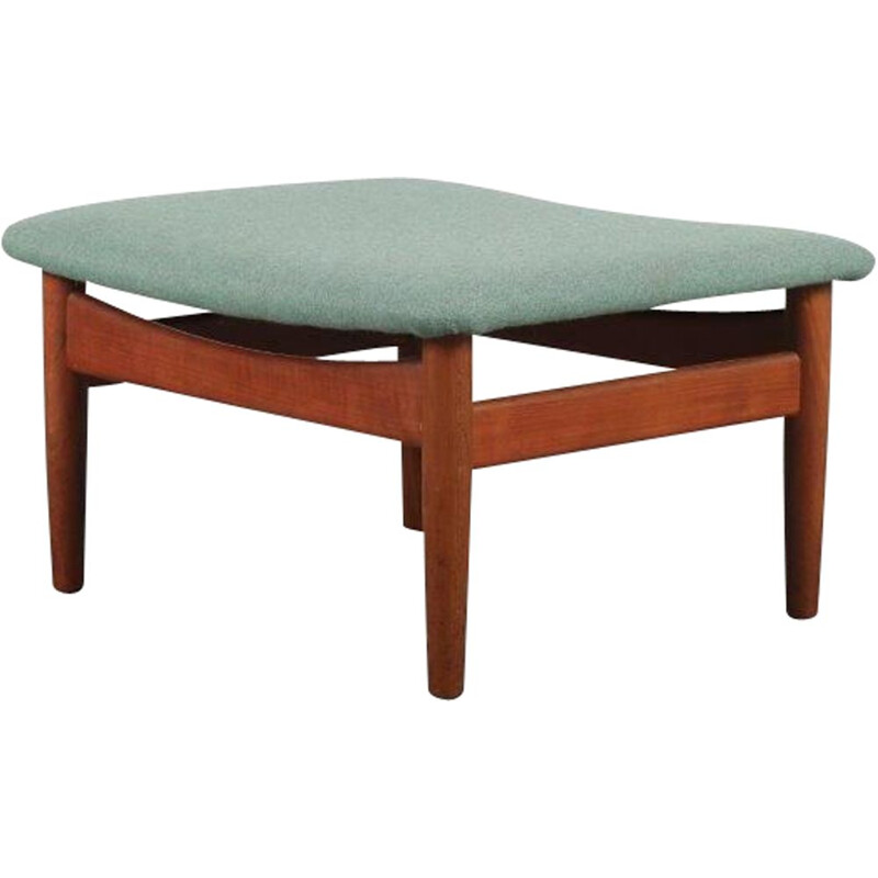 Vintage Ottoman by Finn Juhl for France and Son Danish 1950s