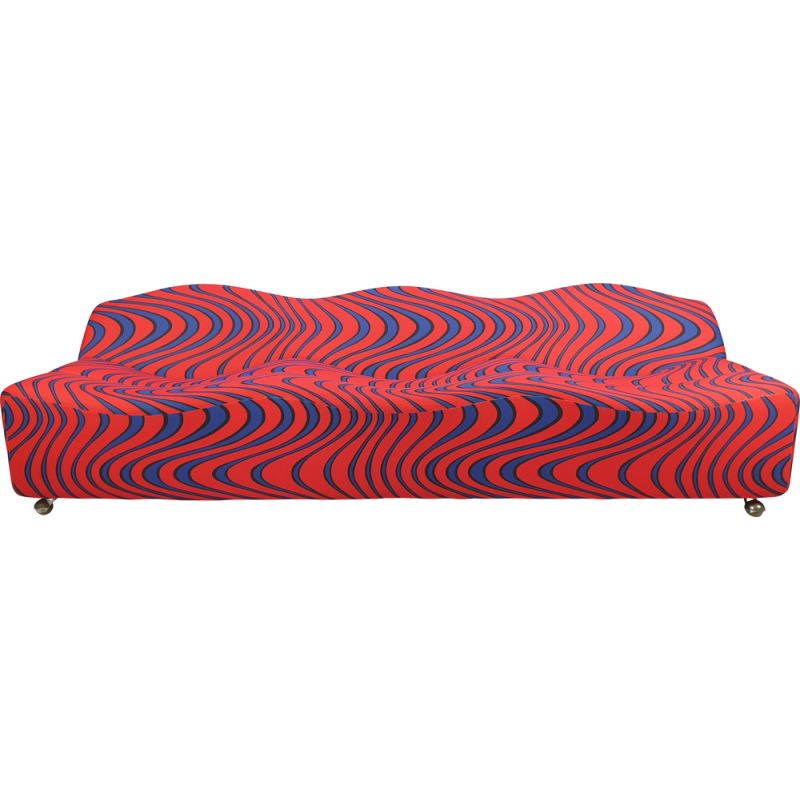 Vintage ABCD 3-Seater Sofa by Pierre Paulin for Artifort 1968