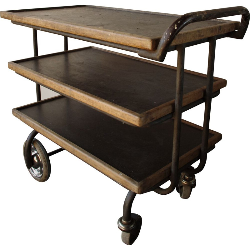 Vintage Factory Trolley Germany 1960s