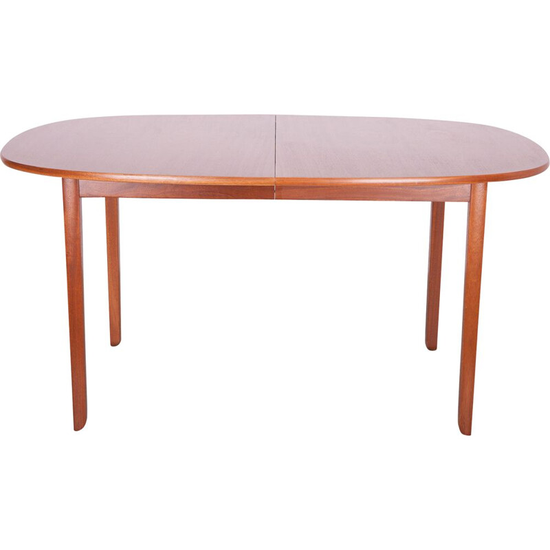 Vintage Rungstedlund Dinning Table by O. Wanscher for Poul Jeppesen Møbelfabrik,Danish 1960s