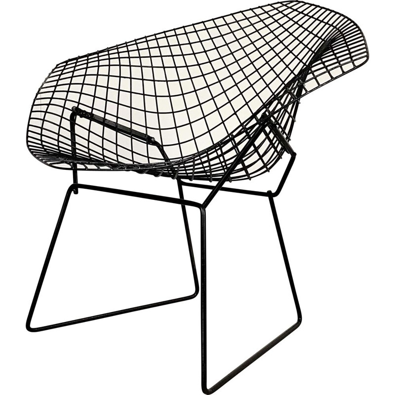 Vintage Chair by Harry Bertoia for Knoll,by Black Diamond1960s
