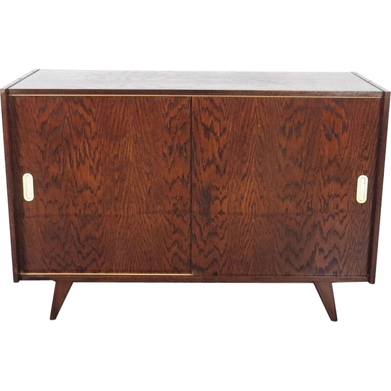 Vintage Chest of drawers by Jiri Jiroutek Czechoslovakia 1960s