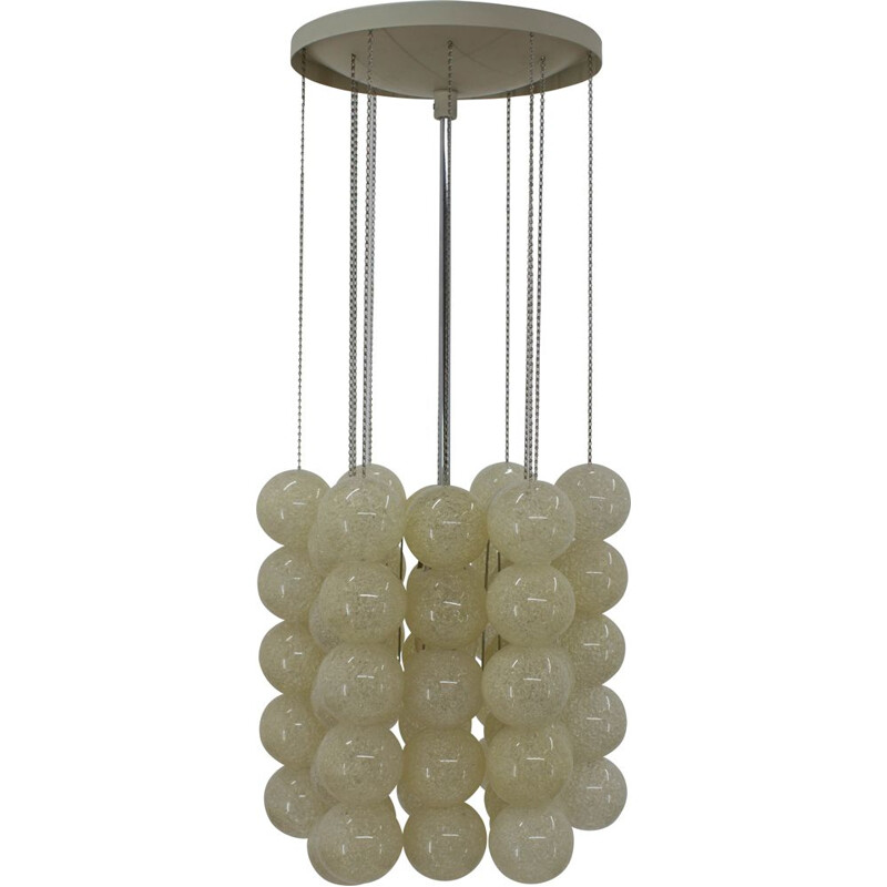 Vintage Chandelier by Napako, 1970s