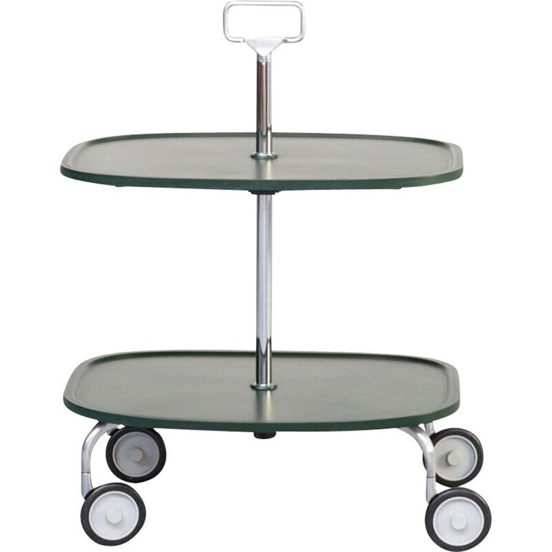 Vintage serving table trolley for Kartell Antonio Citterio and Glen Oliver Löw