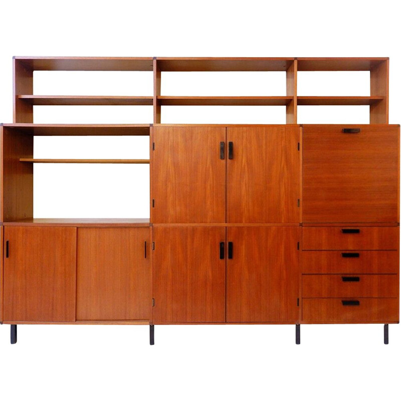 Vintage sideboard Japanese Series by Cees Braakman for Pastoe, 1950