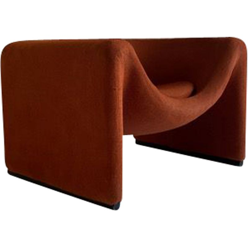 """Mid Century """"Flavius"""" Chair by Frederick Scott for Hille, England, c.1970"""