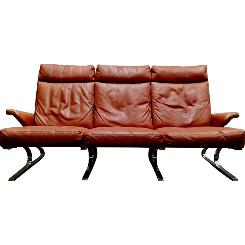Vintage sofa Reinhold Adolf by Cor 1960