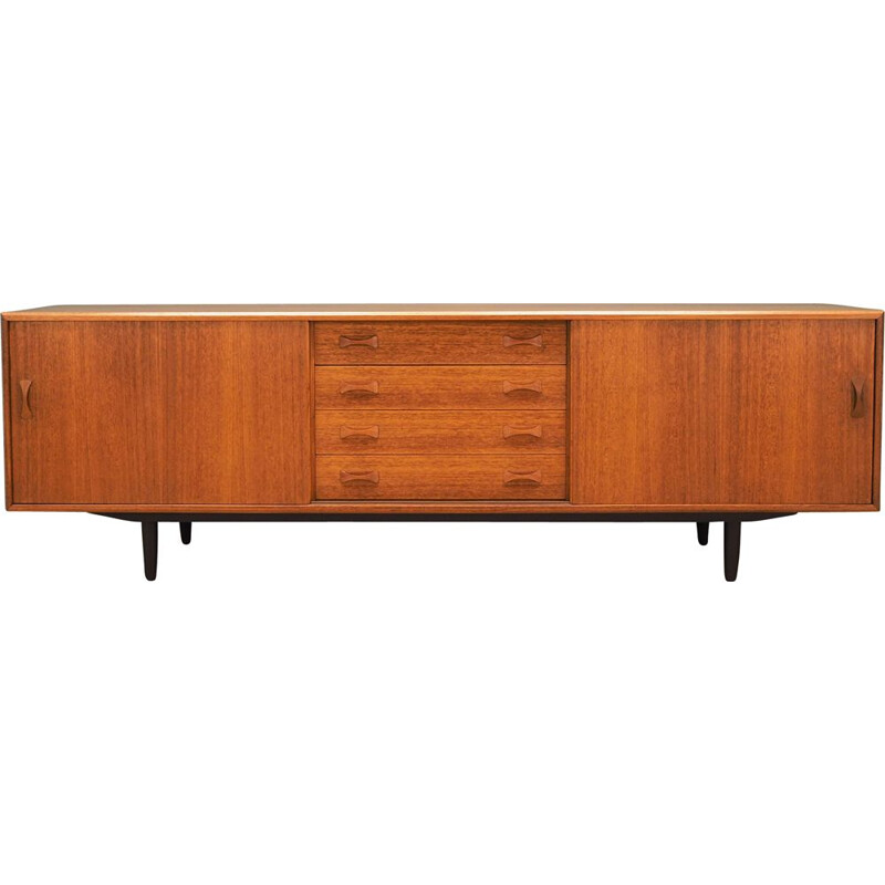 Vintage teak sideboard, Clausen and Son Danish 1960