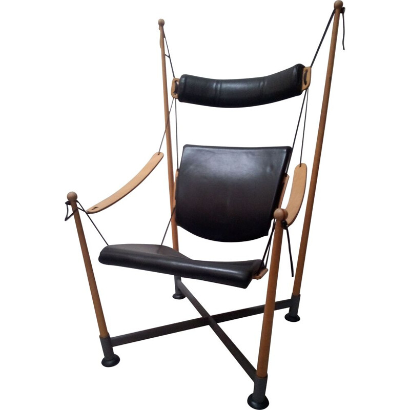 Vintage armchair from Peter Opsvik called Swing or relax2
