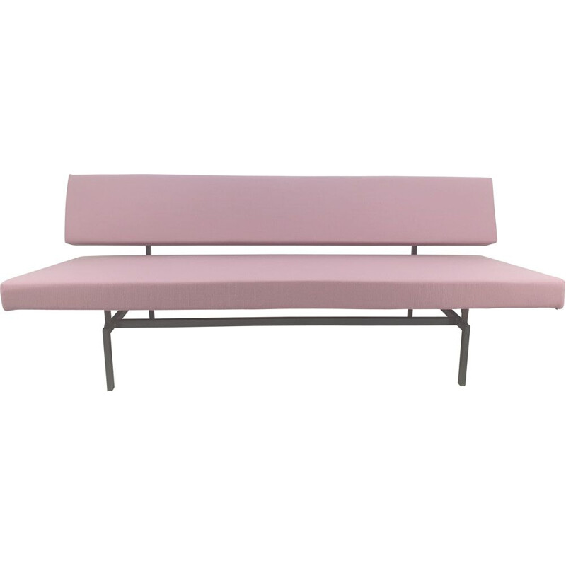 Vintage Sleeping Sofa by Gijs van der Sluis for Gispen 1950s