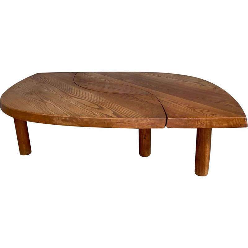 Vintage table T22 Pierre Chapo 1975