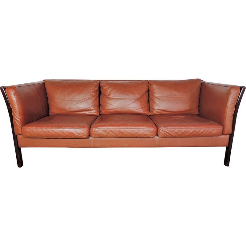 Vintage Stouby 3 seater sofa