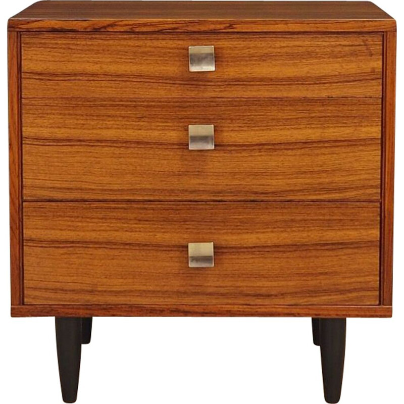 Vintage Chest of drawers by Ulferts of Tibro Rosewood scandinavian 1970