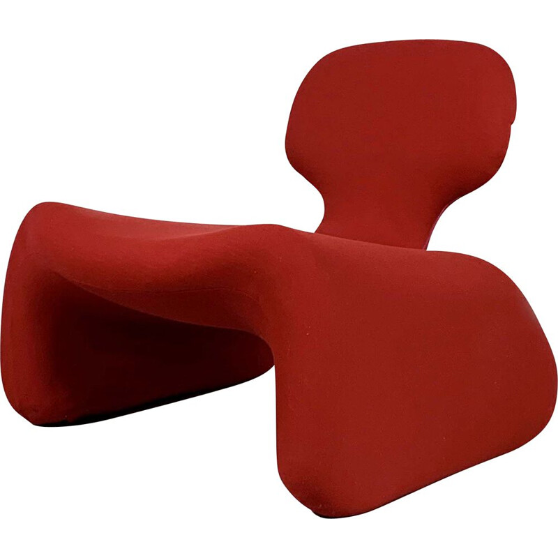 Vintage Djinn Chair by Olivier Mourgue for Airborne, 1960s