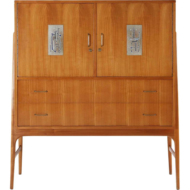 Vintage Cabinet by Alfred Hendrickx