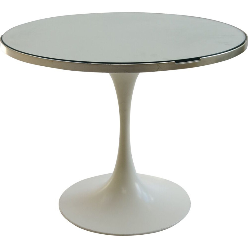 Vintage Tulip Side Table By Maurice Burke For Arkana Uk 1960s