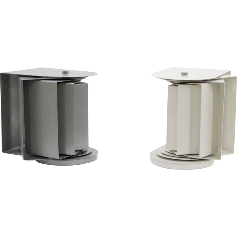 Pair of Table Lamps by Gabriel D'Ali for Francesconi Erasmo  1960s