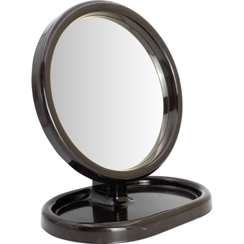 Vintage Table Mirror by Olaf von Bohr for Gedy, 1970s