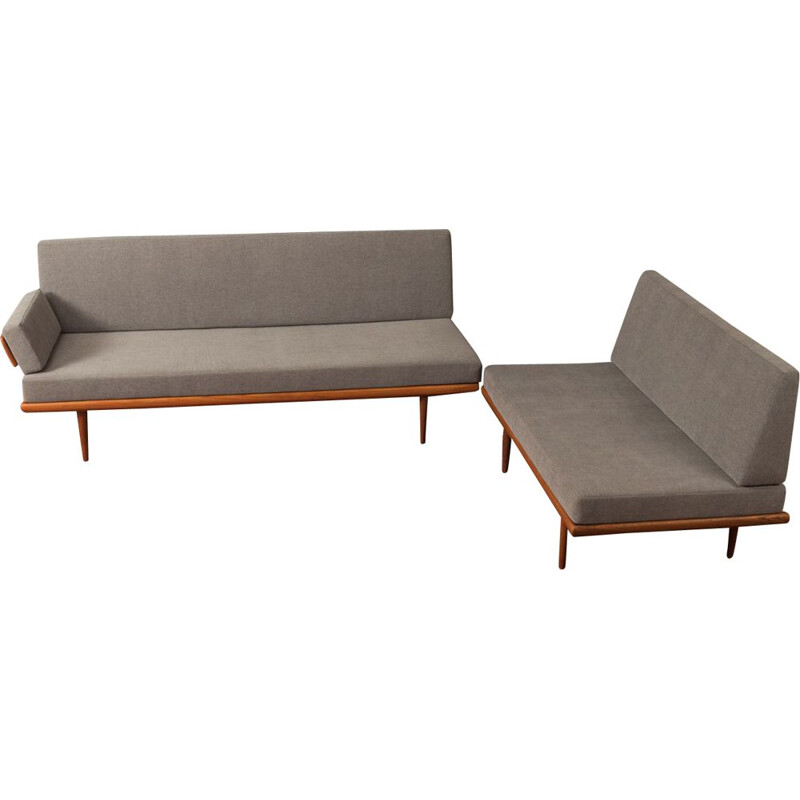 Vintage Sofa  by Peter Hvidt & Orla M Slgaard-Nielsen France and Søn 1960s