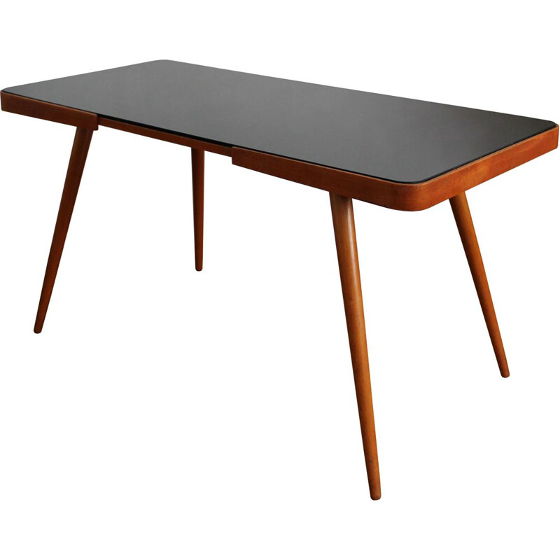 Mid Century Coffee Table by Jiri Jiroutek for Cesky Nabytek 1960