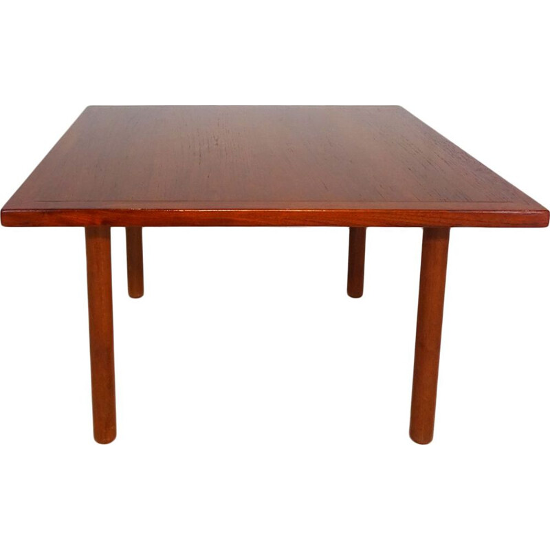 Mid Century coffee or side table by Hans J. Wegner for Andreas Tuck Danish