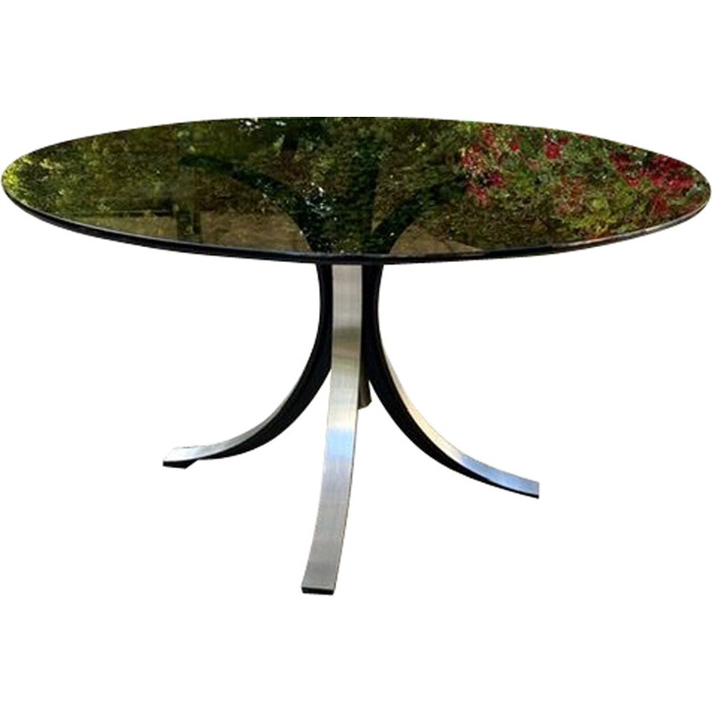 Vintage table T69 by Osvaldo BORSANI by Tecno 1970