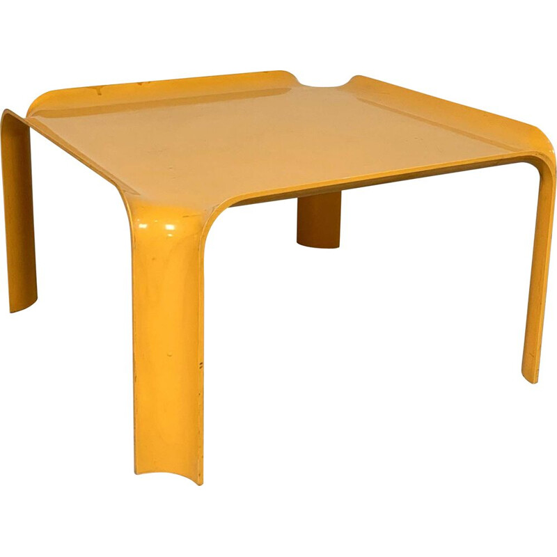 Vintage Side Table by Pierre Paulin for Artifort, Model 877 1960s