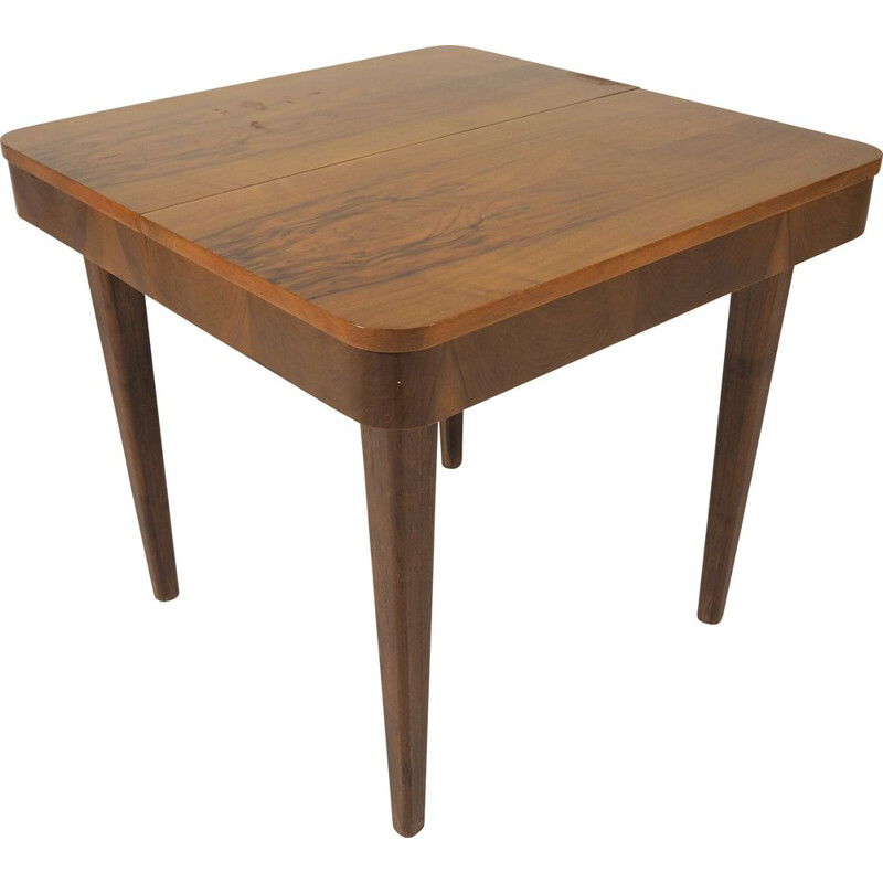Vintage Table by Jindrich Halabala for UP Zôvody, 1950s