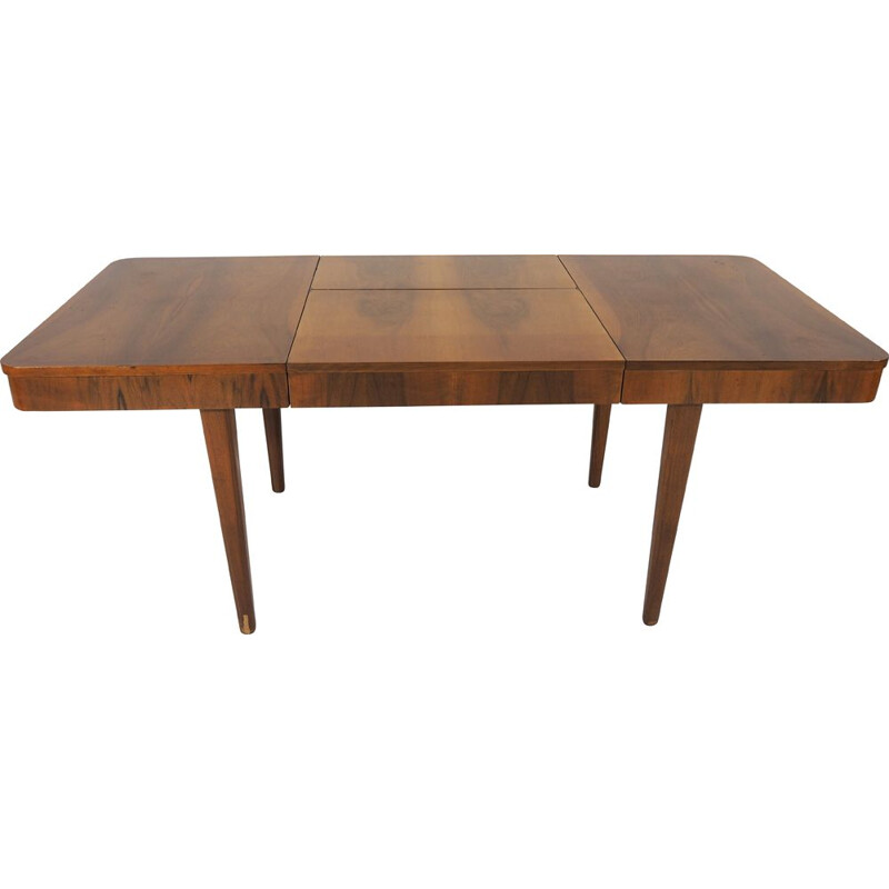 Vintage Table by Jindrich Halabala, 1950s