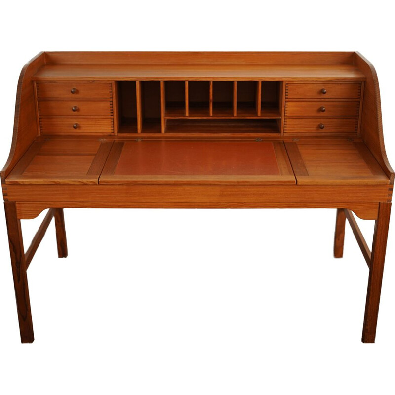 Vintage desk by F.N. Hansen for Hadsten Traeindustri Danish