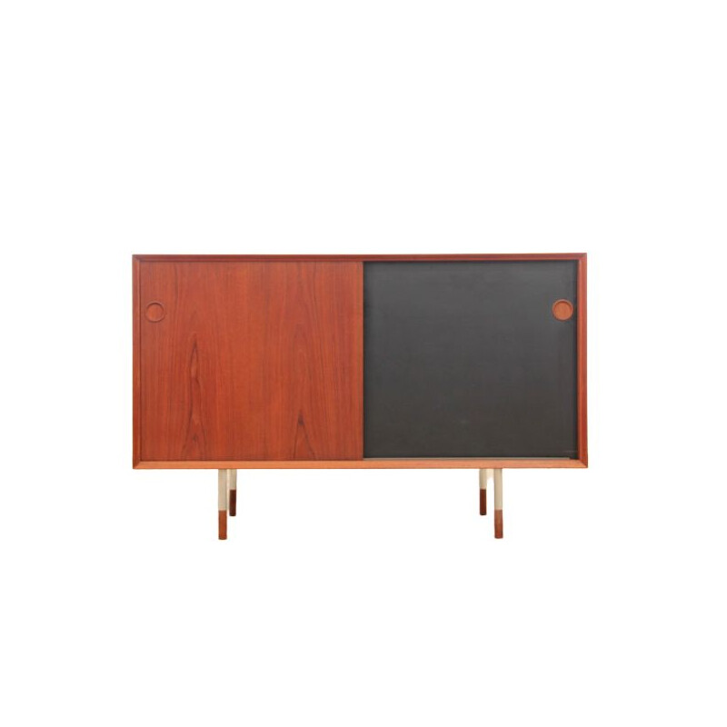 Small vintage teak buffet model 2