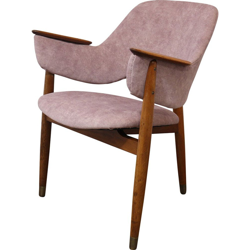 Vintage armchair Norway 1960