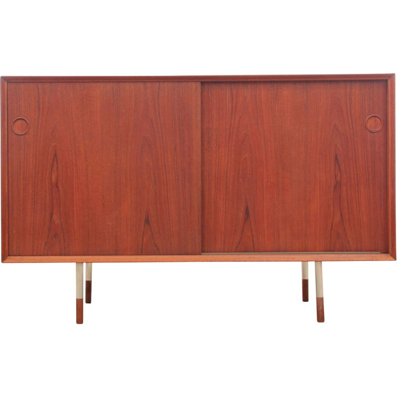 Small vintage teak buffet model by Arne Vodder for Sibast, Danmark