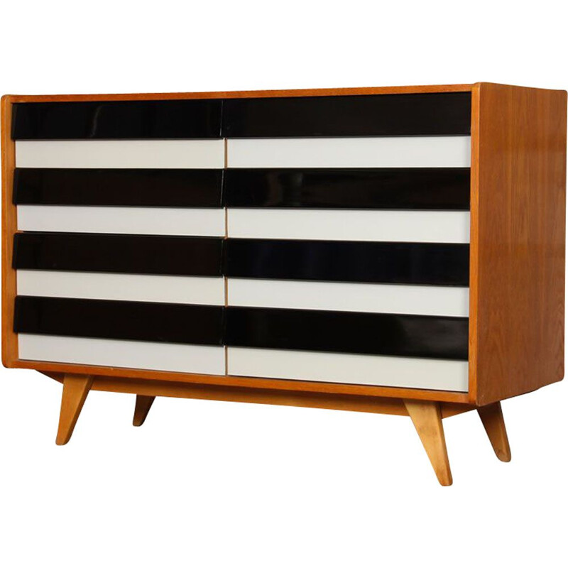 Vintage chest of drawers by Jiri Jiroutek of Interier Praha, 1960