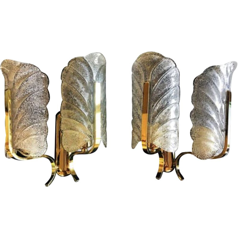 Pair of vintage sconces by Carl Fagerlund 1970