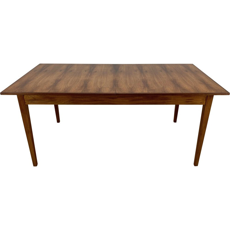 Mid Century Rosewood Dining Table by Robert Heritage for Archie Shine 1960s