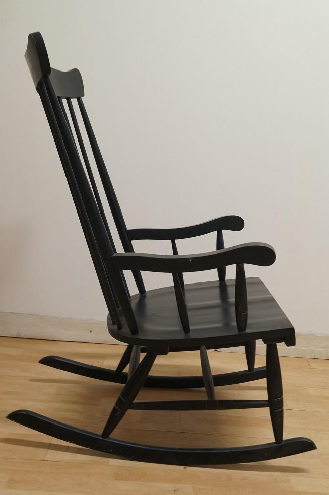 Rocking Chair vintage - 1960s - Design Market