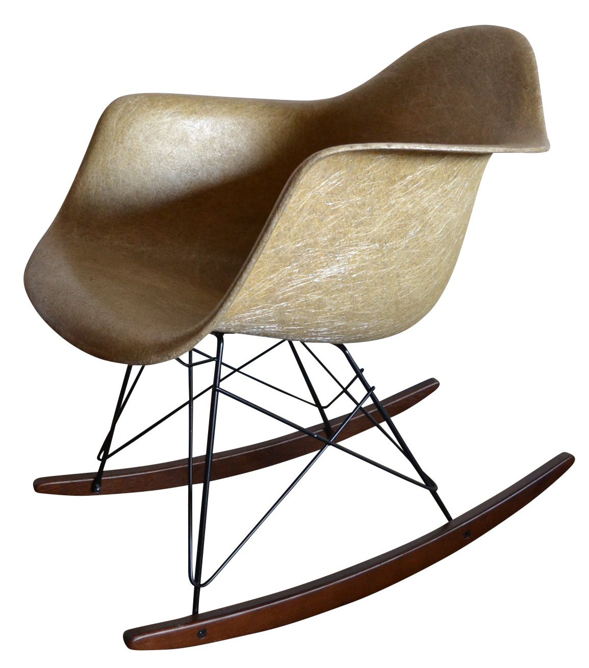 rar rocking chair edt zenith charles eames 1950s design market