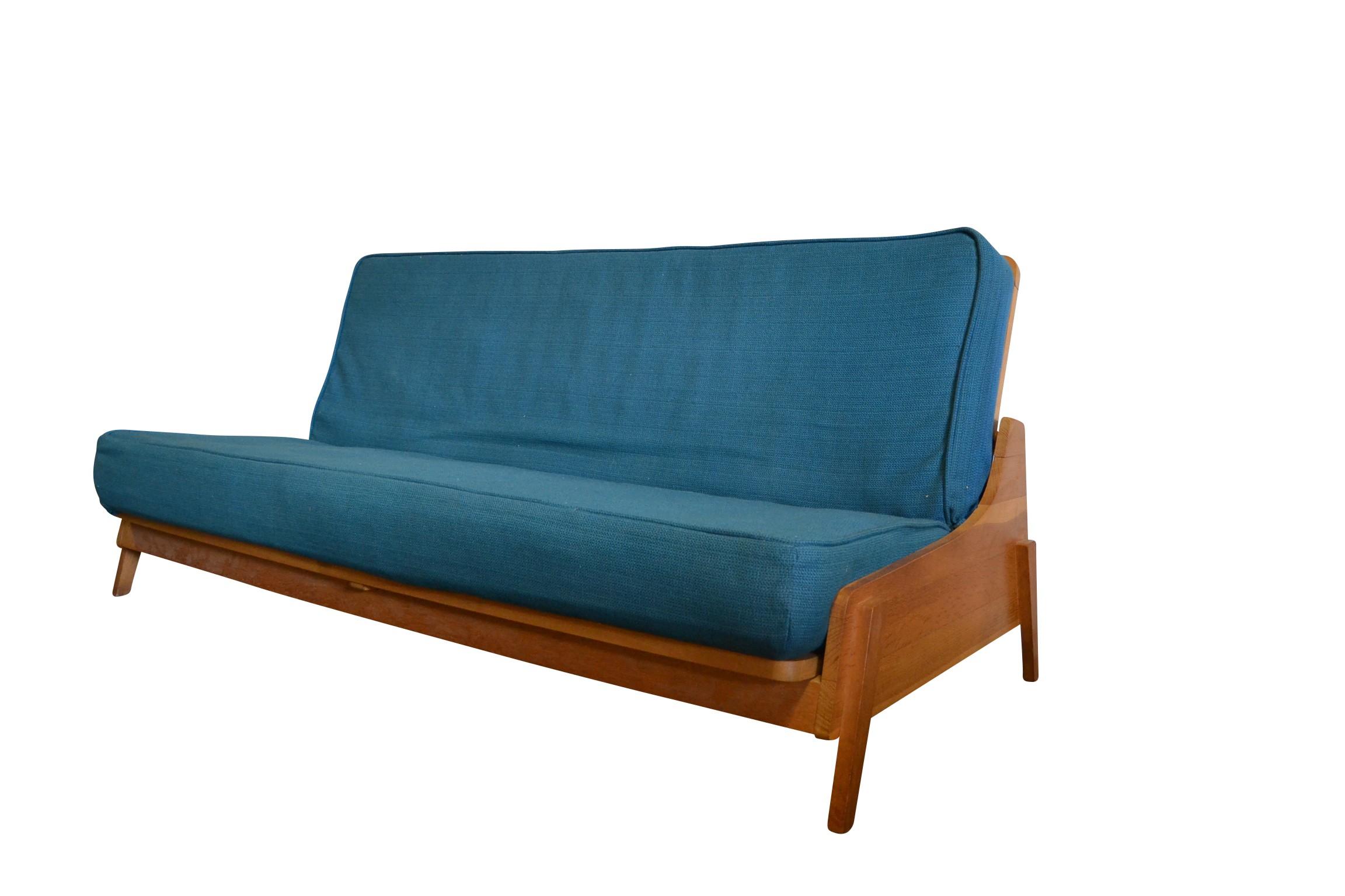 Sofa, René-Jean CAILLETTE - 1950s - Design Market