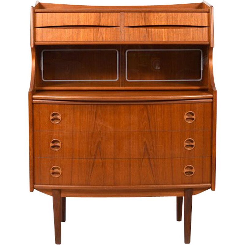 Vintage Secretary by Arne Vodder for Sibast Furniture Danish
